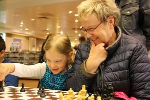 Faszination Schach. Jung und Alt