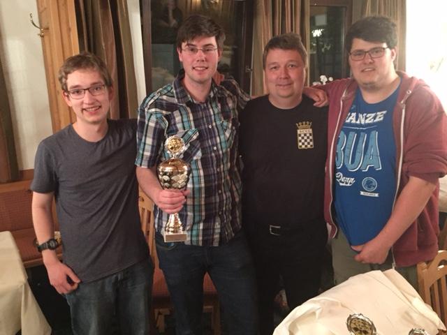 Lars, Anton, Matthias, Lars